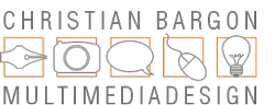 Logo Christian Bargon Multimedia Design